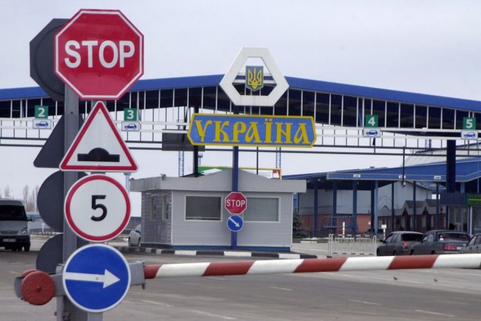Украина исключила Молдову из списка стран
