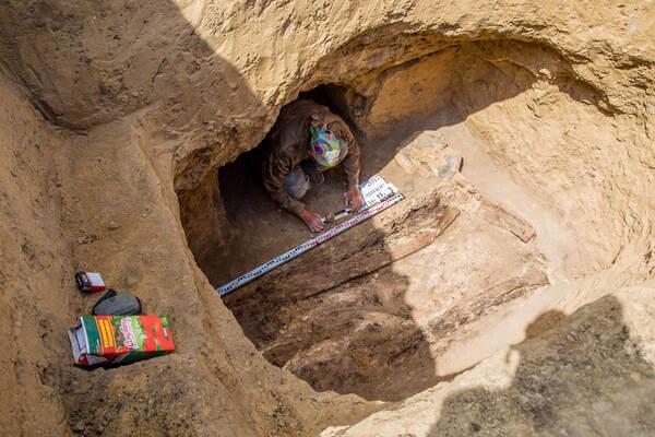 Посильная помощь археологам должна оказываться