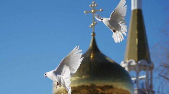 Благовещение -- праздник, который 7 апреля отмечают православные