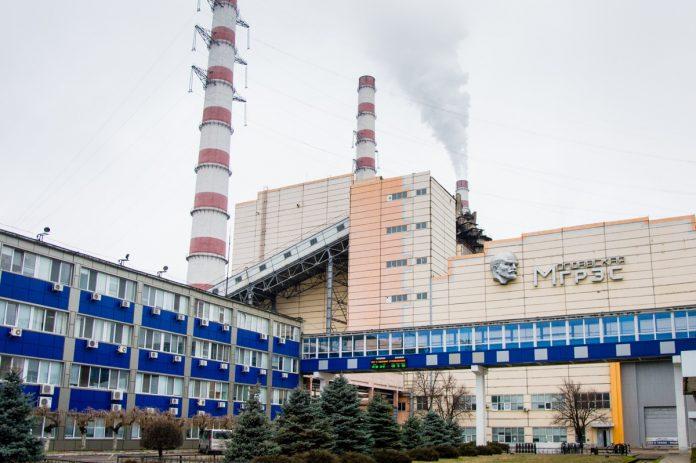 Молдавская ГРЭС. Фото с сайти ИА Новости Приднестровья