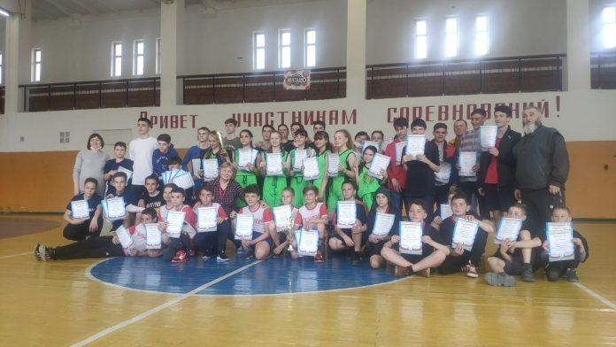 Победители баскетбольного турнира