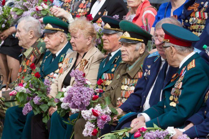 фото Правительство ПМР: ветераны ВОВ