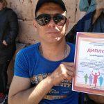 Кирилл Николаев занял два призовых места в параспортивных соревнованиях