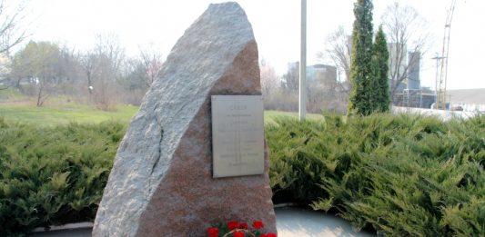 памятник Цветкову