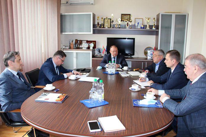 сайт ТПП ПМР: встреча представителей ММЗ с польскими дипломатами