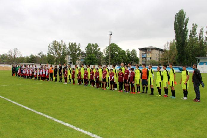 В Рыбнице стартовал Чемпионат ПМР по футболу
