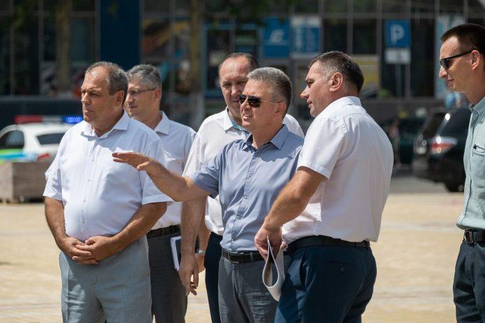Фото пресс службы Президента ПМР