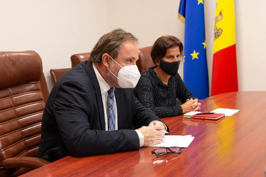 посол чехии в молдове