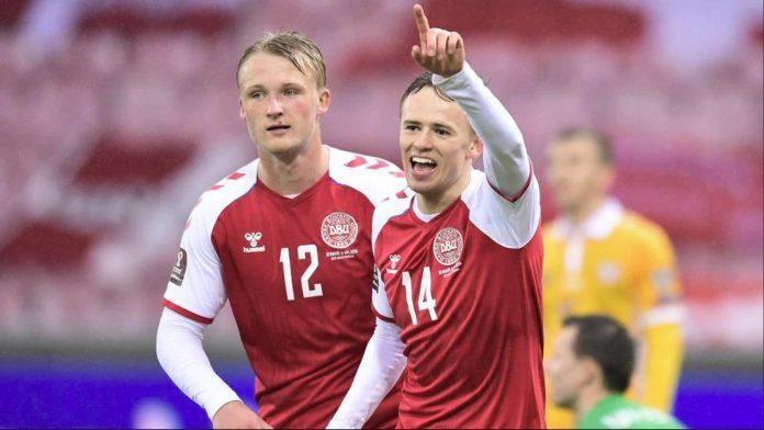 Сборная Молдовы по футболу встретится со сборной Дании